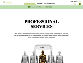 demo.xerago.com screenshot