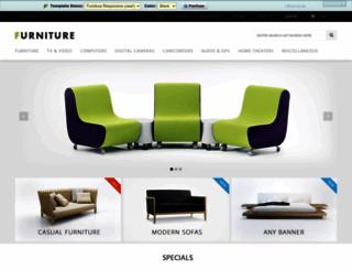 demo.zen-cart-themes.com screenshot