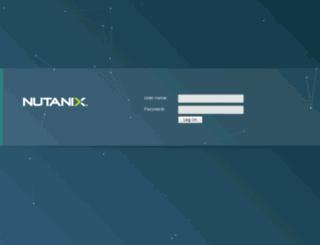 demo02.ntnxonline.com screenshot