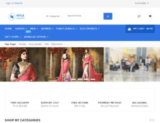demo17.webindia.com screenshot