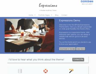 demo2.kevinsspace.ca screenshot