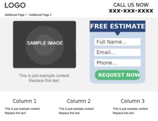 demo2.smartresponsive.com screenshot