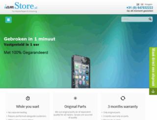 demo5.itstairway.com screenshot
