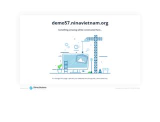 demo57.ninavietnam.org screenshot