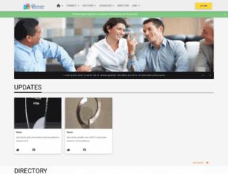 democorporate.fourthambit.com screenshot