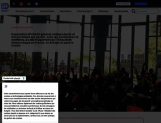 democratieouverte.org screenshot