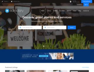 demodirectory.com screenshot