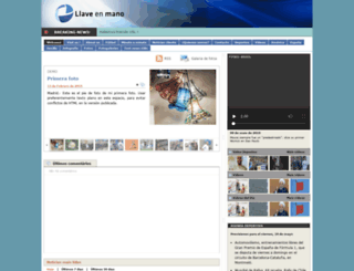 demoefe.ikuna.com screenshot