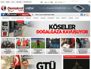 demokratgebze.com.tr screenshot