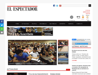 demonoticias.com.ar screenshot