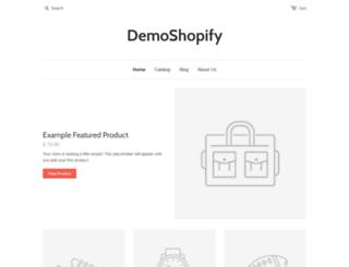 demoshopify-7.myshopify.com screenshot