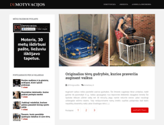 demotyvacijos.net screenshot
