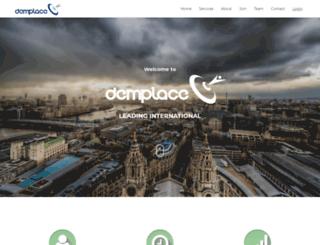 demplace.com screenshot