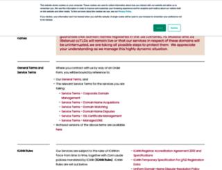 demys.com screenshot