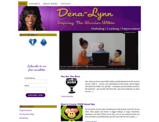 dena-lynn.com screenshot