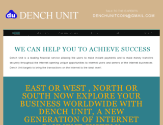 denchunit.com screenshot