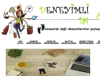 deneyimlianne.com screenshot