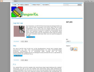 dengan-ku.blogspot.com screenshot