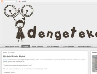 dengetekeri.com screenshot
