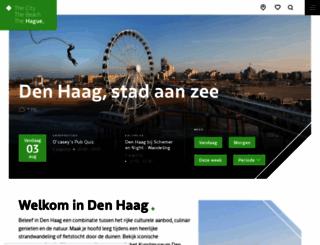 denhaag.com screenshot