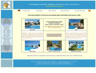 deniasol.com screenshot