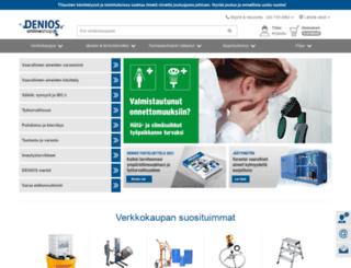 denios.fi screenshot
