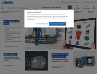 denios.pl screenshot