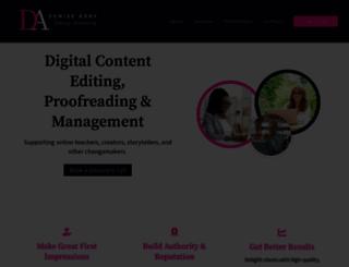 deniseaday.com screenshot