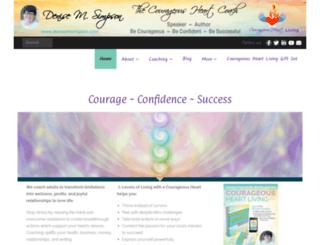 denisemsimpson.com screenshot