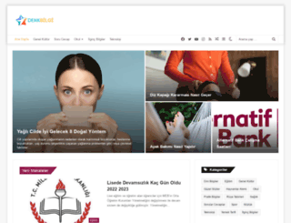 denkbilgi.com screenshot