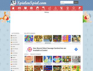 denken.spielenspiel.com screenshot