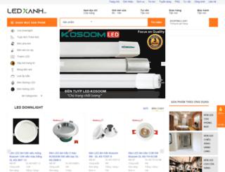 denledchieusang.com screenshot