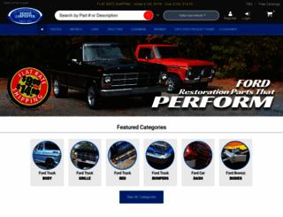 dennis-carpenter.com screenshot