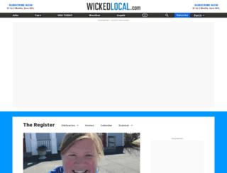 dennis.wickedlocal.com screenshot