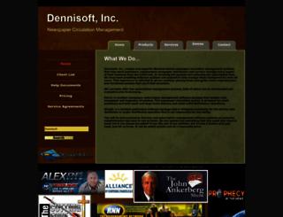 dennisoft.com screenshot