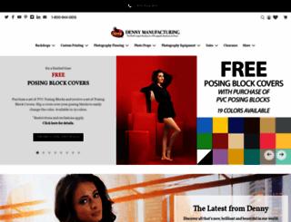 dennymfg.com screenshot