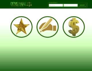 denshare.com screenshot