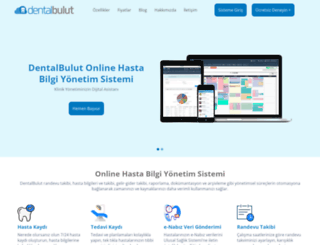 dentalbulut.com screenshot