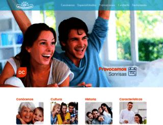 dentalcenter.com.mx screenshot