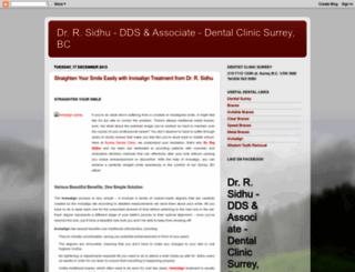 dentalclinicsurrey.blogspot.com screenshot