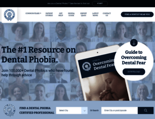dentalhealth.org.uk screenshot