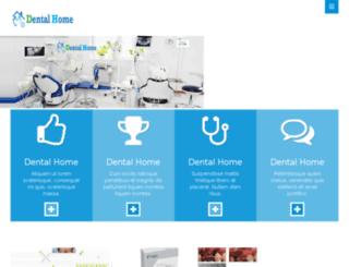 dentalhome-co.com screenshot
