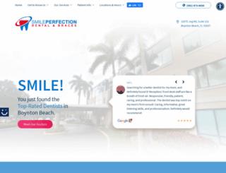 dentalimplantboynton.com screenshot