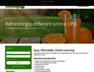 dentaljuce.com screenshot