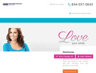 dentalservice.net screenshot