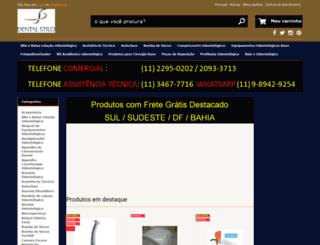 dentalstilo.com.br screenshot