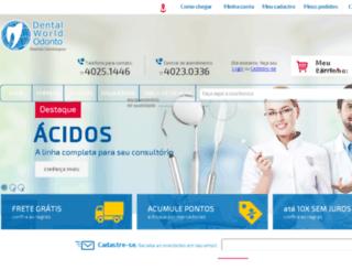 dentalworld.esy.es screenshot