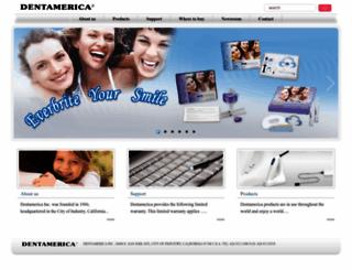 dentamerica.com screenshot