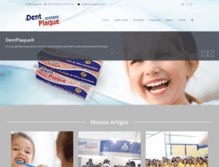 dentplaque.com.br screenshot