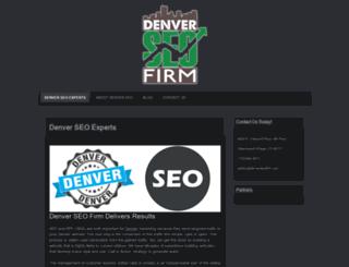 denverseofirm.com screenshot